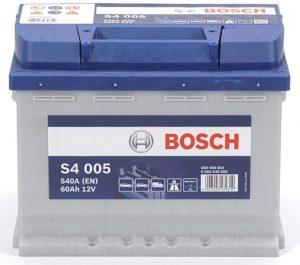 BOSCH ΜΠΑΤΑΡΙΑ 60Δ+ 0092S40050