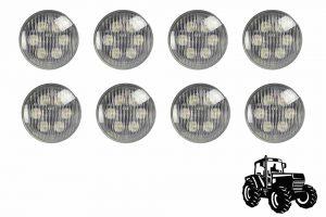 ΦΑΝΟΣ LED 9-32V 60W  4440