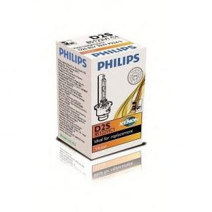 PHILIPS ΛΑΜΠΑ 85V D2S 35W P32d-2 XENON 85122VIC1