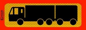 ΠΙΝΑΚΙΔΑ 3M ΑΛΟΥΜ. ΣΥΡΟΜΕΝΟ ΦΟΡΤΗΓΟ ( 50 X 20 cm) Π.3Μ.215