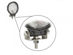 Προβολέας LED Εργασίας Στρογγυλός 27W 10-30V 3780lm 30° Αδιάβροχος IP65 Ψυχρό Λευκό 6000k 30000