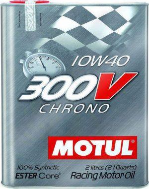 MOTUL 300V CHRONO 10W40 2LT (10W40) 300V1040-2L