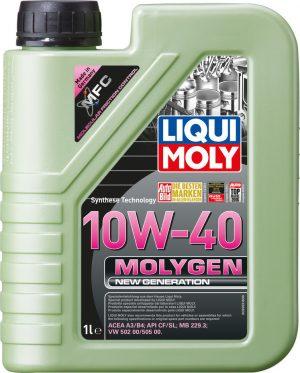 LIQUI MOLY MOLYGEN 10W-40 1lt LM9955
