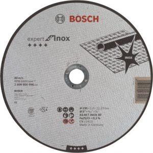 BOSCH ΔΙΣΚΟΣ ΚΟΠΗΣ INOX 230x2mm  2608600096