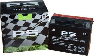 PS MOTO POWER SPORTS AGM PTX5L-BS-YTX5L-BS 12V-4AH  PTX5L-BS