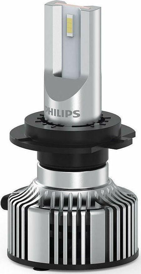 PHILIPS LED  H7 Ultinon Essential Led 12V 24V 20W 6500K 2τμχ 11972UE2X2