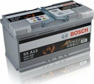 BOSCH  ΜΠΑΤΑΡΙΑ 95AH 850A Μ353 Π175 Υ190 AGM ΔΕΞΙΑ 0092S5A130