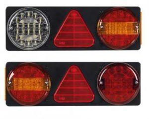 DASTERI ΦΑΝΑΡΙ 10-30V ΟΠΙΣΘΙΟ ΔΕΞΙΟ LED 6-ΦΩΤΟ, ΜΕ ΦΥΣΑ  (1315A) DSL-182TRSR