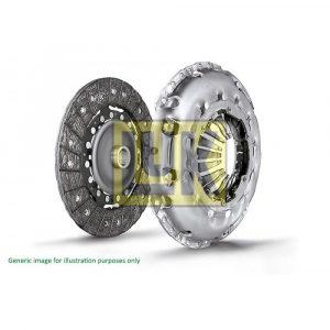 LUK ΣΕΤ ΣΥΜΠΛΕΚΤΗ OPEL OPEL ASTRA G Hatchback (F48_, F08_) 1.4 16V 02/98-01/05 Z 14 XE X 14 XE 620309009