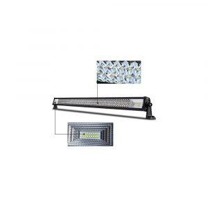 ΑΔΙΑΒΡΟΧΟΣ LED LIGHT BAR 702W 12 – 24 V 52inch 3-Row E082122
