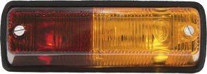 DASTERI ΦΑΝΟΣ ΟΓΚΟΥ ΟΠΙΣΘΙΟΣ ΚΟΚΚΙΝΟ/ΚΙΤΡΙΝΟ (1946) 8080/30.065