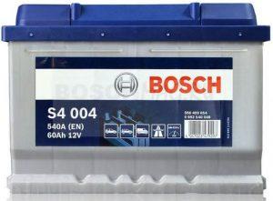BOSCH ΜΠΑΤΑΡΙΑ 60Δ+ 0092S40040