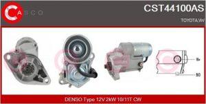 CASCO ΜΙΖΑ TOYOTA, VW 12V 2.0KW 10/11Δ. CST44100AS