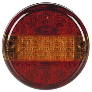 DASTERI ΦΑΝΟΣ ΟΠΙΣΘΙΟΣ LED 3 ΛΕΙΤΟΥΡΓΙΩΝ (ΠΟΡΕΙΑΣ/STOP/ΦΛΑΣ) (1336) DSL-182AR