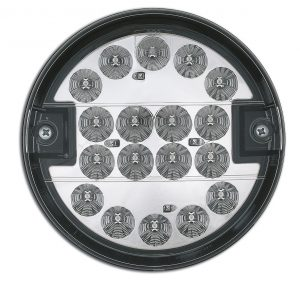 DASTERI ΦΑΝΟΣ ΟΠΙΣΘΙΟΣ LED 3 ΛΕΙΤΟΥΡΓΙΩΝ (ΠΟΡΕΙΑΣ/STOP/ΦΛΑΣ) (1334) DSL-8080/18