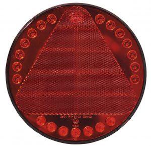 DASTERI ΦΑΝΟΣ ΟΠΙΣΘΙΟΣ LED 4 ΛΕΙΤΟΥΡΓΙΩΝ 9-33V (9) (1331) D-002STD