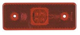 DASTERI ΦΑΝΟΣ ΟΓΚΟΥ LED ΟΠΙΣΘΙΟΣ 24V ΚΟΚΚΙΝΟΣ (1935) 542-0.06/24