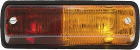 DASTERI ΠΛΑΣΤΙΚΟ ΟΠΙΣΘΙΟΥ ΦΑΝΟΥ ΟΓΚΟΥ ΚΟΚΚΙΝΟ-ΚΙΤΡΙΝΟ (1947) P8080/30.065