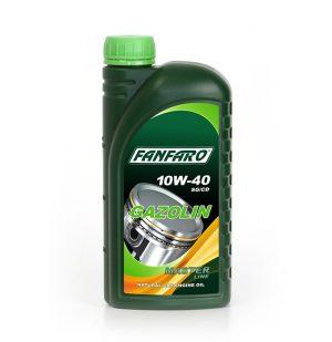 FANFARO ΛΑΔΙΑ 10W40 GAZOLIN 20X1L 10W40GAZ1L