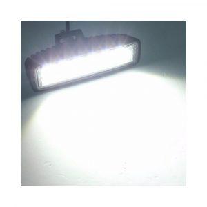 ΑΔΙΑΒΡΟΧΟ LED LIGHT BAR 18W 12 – 24 VDC ΔΙΑΣΠΟΡΑΣ Ε082090
