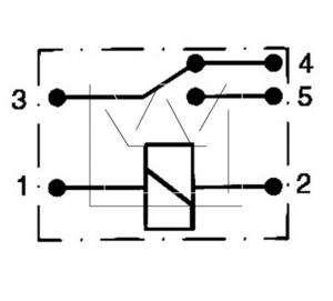 MONARK ΡΕΛΕ ΜΙΝΙ 24V 5/10A 5ΕΠ. 87/87a 090282200