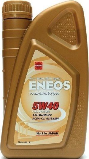 ENEOS 5W40  PREMIUM HYPER 1L   60021329