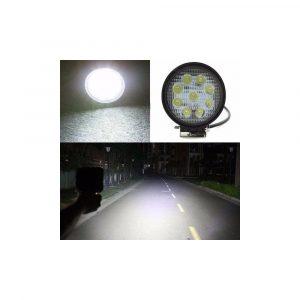 ΑΔΙΑΒΡΟΧΟΣ ΠΡΟΒΟΛΕΑΣ 14 LED 42W ΣΤΡΟΓΓΥΛΟΣ E082141